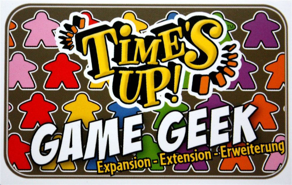 Time's Up! Game Geek