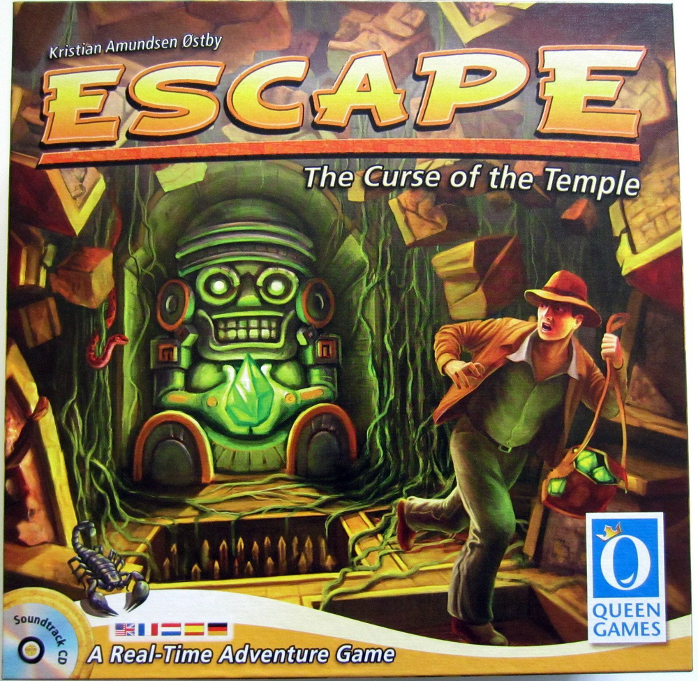Escape: La Malediction du Temple