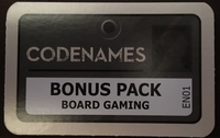 Bonus Pack – Board Gaming (English)
