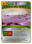 Terraforming Mars: Algue des neiges (Carte bonus)