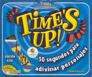 Time's Up! Édition Bleue