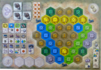 4th Expansion – Monastery Boards
