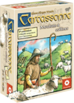 Carcassonne: Moutons et collines